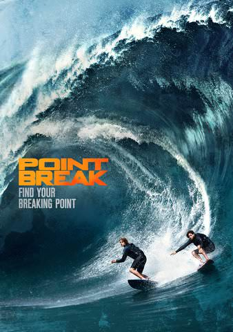 Point Break HDX VUDU or HD MoviesAnywhere
