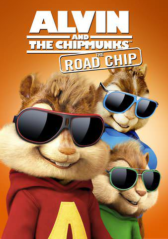 Alvin and the Chipmunks: The Road Chip HDX VUDU or HD MoviesAnywhere