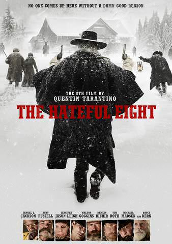 The Hateful Eight HD Google Play (Ports to MoviesAnywhere)