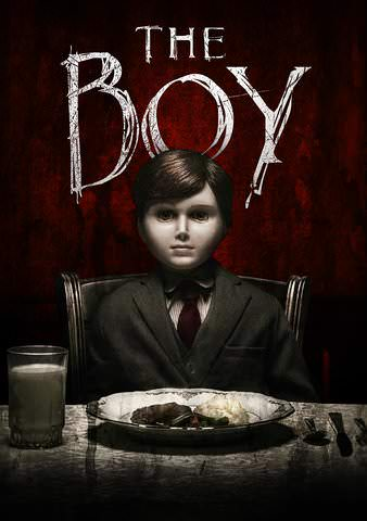 The Boy HDX VUDU or HD MoviesAnywhere