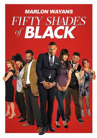 Fifty Shades of Black HDX VUDU or HD MoviesAnywhere