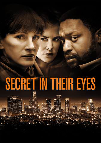 Secret in Their Eyes HDX VUDU or HD MoviesAnywhere