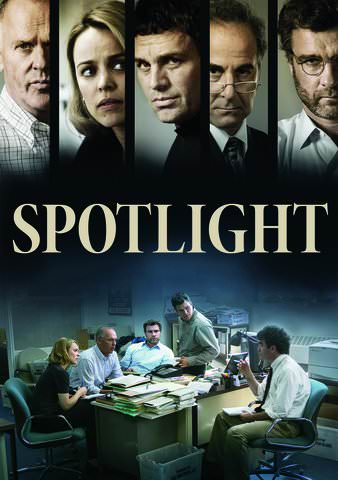 Spotlight HDX VUDU or HD MoviesAnywhere