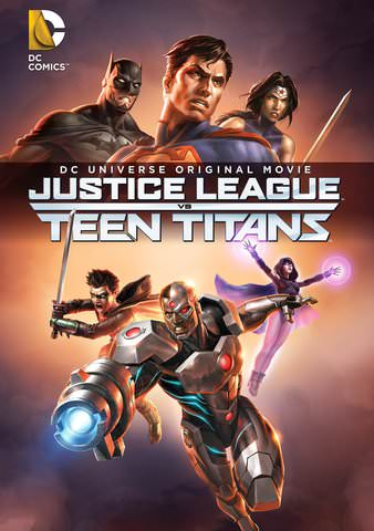 Justice League vs. Teen Titans HDX VUDU or SD MoviesAnywhere