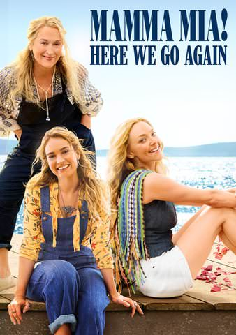 Mamma Mia! Here We Go Again HDX VUDU or HD MoviesAnywhere