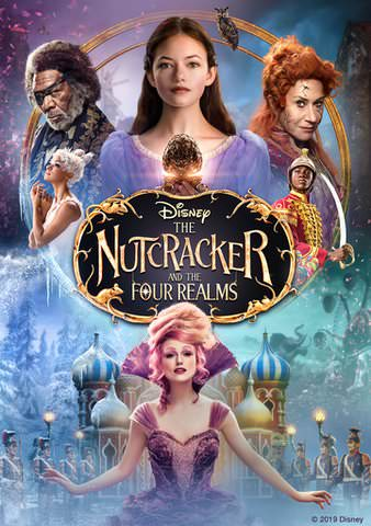 The Nutcracker and the Four Realms HDX VUDU or HD MoviesAnywhere