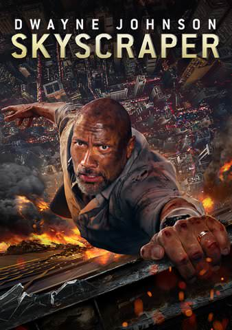 Skyscraper HDX VUDU or HD MoviesAnywhere