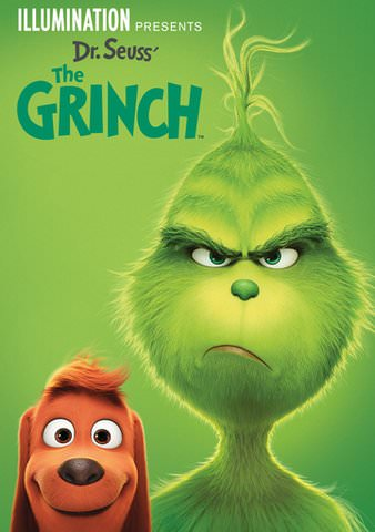 The Grinch HDX VUDU or HD MoviesAnywhere