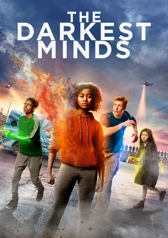 The Darkest Minds HDX VUDU or HD MoviesAnywhere