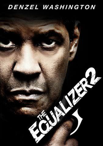 The Equalizer 2 HDX VUDU or HD MoviesAnywhere