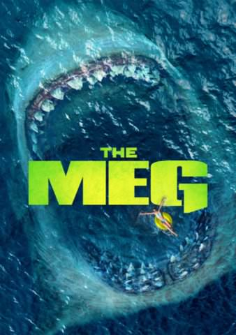 The Meg HDX VUDU or HD MoviesAnywhere