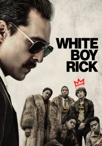 White Boy Rick SD VUDU or SD MoviesAnywhere