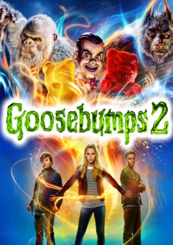 Goosebumps 2: Haunted Halloween 4K UHD VUDU or 4K MoviesAnywhere