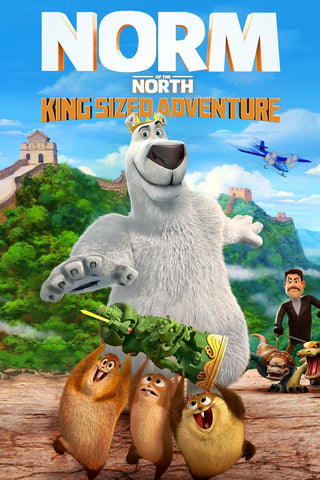 Norm of the North: King Sized Adventure HDX VUDU
