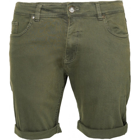 North 56°4 / Replika Jeans (Big & Tall) REPLIKA JEANS 5 pocket Shorts Shorts 0660 Olive Green