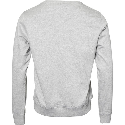 North 56°4 / Replika Jeans (Big & Tall) REPLIKA JEANS Crew-neck Sweat Sweatshirt 0050 Grey Melange