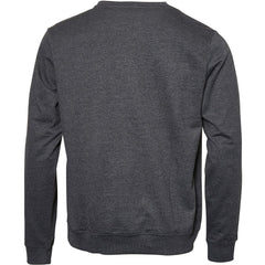 North 56°4 / Replika Jeans (Regular) REPLIKA JEANS Crew-neck Sweat Sweatshirt 0090 Dark Grey Melange