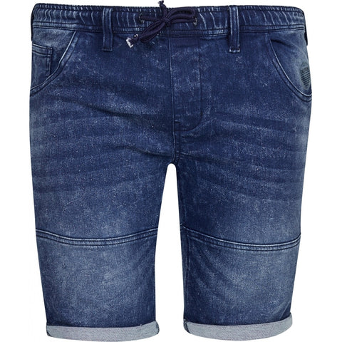 North 56°4 / Replika Jeans (Big & Tall) REPLIKA JEANS Jog denim shorts Shorts 0597 Blue Used Wash