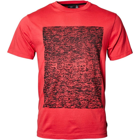 North 56°4 / Replika Jeans (Regular) REPLIKA JEANS Printed t-shirt T-shirt 0338 Chili Pepper