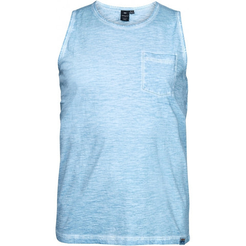 North 56°4 / Replika Jeans (Big & Tall) REPLIKA JEANS Tank top cool dyed Tank 0522 Skyway