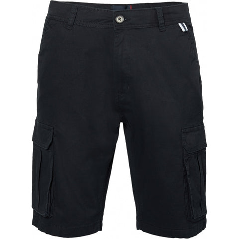 North 56°4 / Replika Jeans (Big & Tall) North 56°4 Cargo shorts Shorts 0099 Black