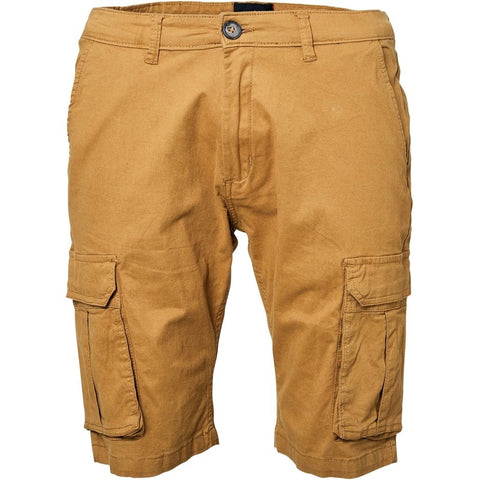 North 56°4 / Replika Jeans (Big & Tall) North 56°4 Cargo shorts Shorts 0760 Brass