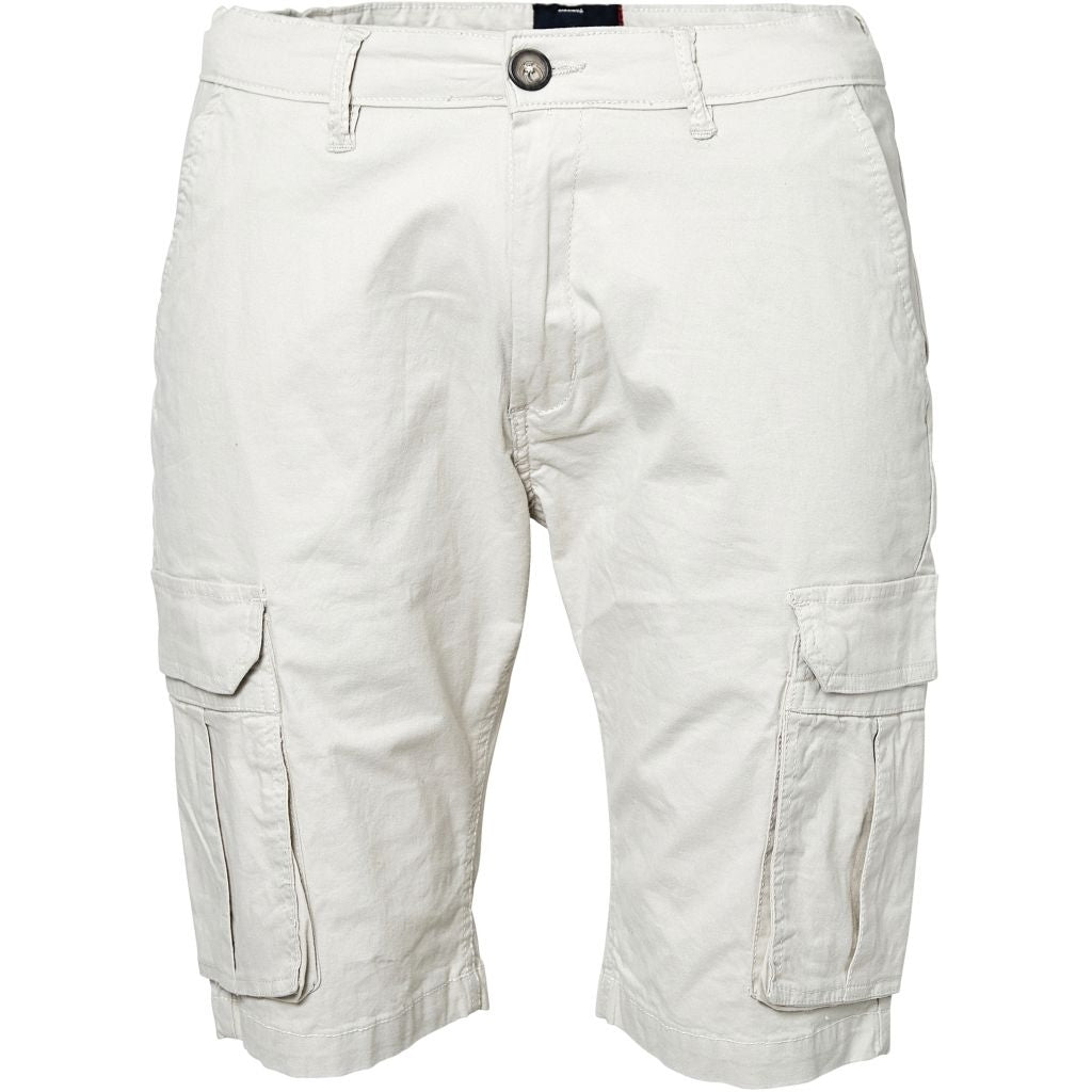 North 56°4 / Replika Jeans (Regular) North 56°4 Cargo shorts Shorts 0070 Stone