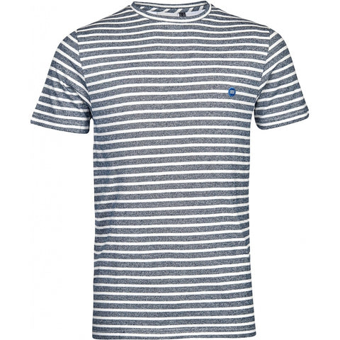 North 56°4 / Replika Jeans (Regular) North 56°4 Sustainable striped tee T-shirt 0910 Striped