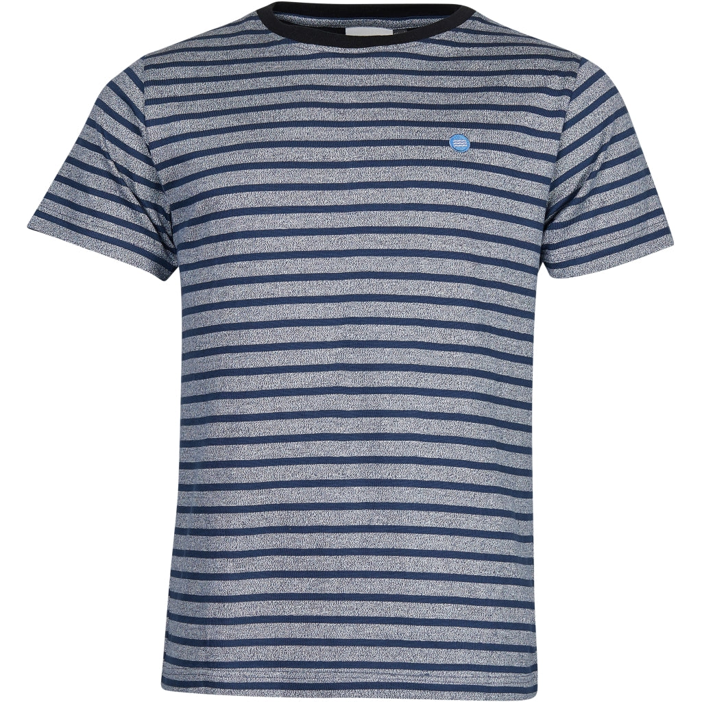 North 56°4 / Replika Jeans (Regular) North 56°4 T-shirt GOTS striped T-shirt 0910 Striped