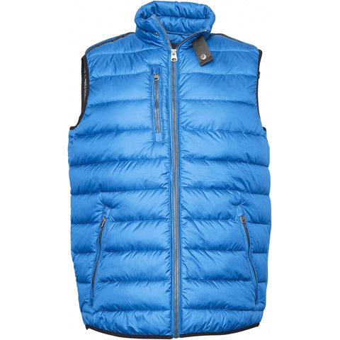 North 56°4 / Replika Jeans (Big & Tall) North 56°4 Vest TALL Vest 0565 Zephyr Blue