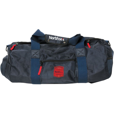 North 56°4 / Replika Jeans (Big & Tall) North 56°4 Weekendbag Bag 0580 Navy Blue