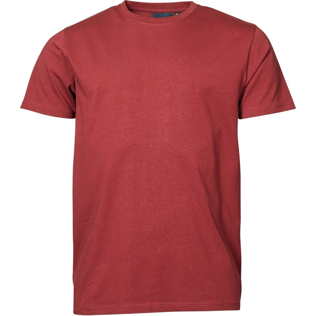 North 56°4 / Replika Jeans (Regular) North 56°4 T-shirt w/elasthane T-shirt 0360 Wine Red