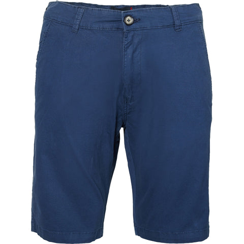 North 56°4 / Replika Jeans (Regular) North 56°4 Chino shorts w/stretch Shorts 0580 Navy Blue