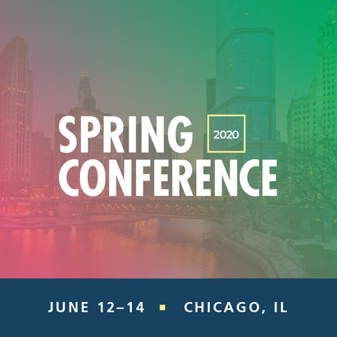 2020 Spring Conference & Annual Meeting
