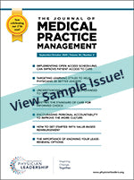 Journal of MPM Sample Issue