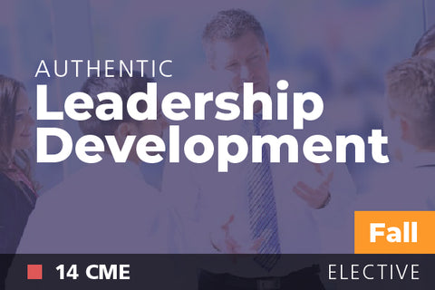 2018 Fall Authentic Leadership Development