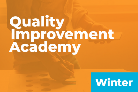 2019 Winter Quality Improvement Academy