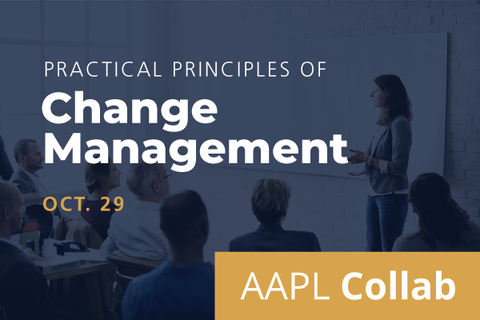 2020 Collab Practical Principles of Change Management