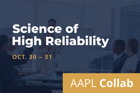 2020 Collab Science of High Reliability