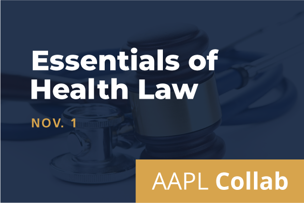 2020 Collab Essentials of Health Law