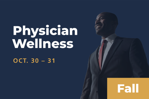 2020 Fall Physician Wellness