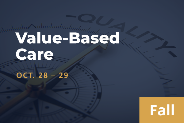2021 Fall Value-Based Care