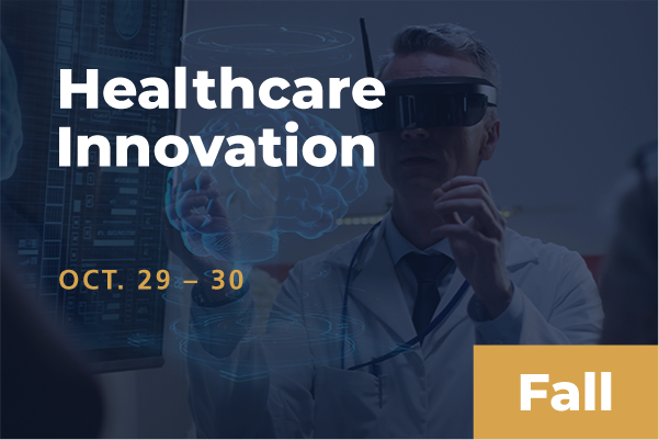 2020 Fall Healthcare Innovation