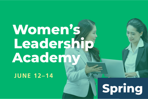 Unavailable - 2020 Spring Women's Leadership Academy