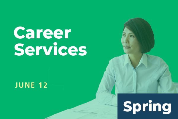 Unavailable - 2020 Spring Career Services