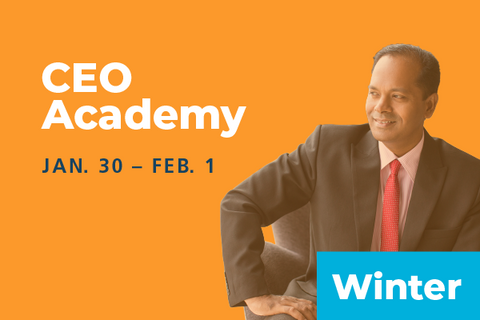 2020 Winter CEO Academy