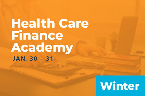 2020 Winter HFMA & AAPL Health Care Finance Academy