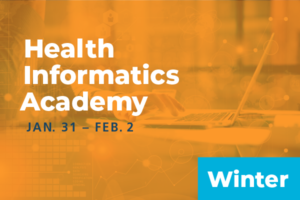 2020 Winter Health Informatics Academy