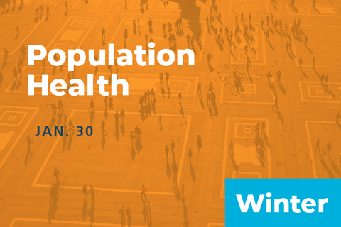 2020 Winter Population Health Series