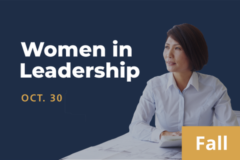 2021 Fall Women in Leadership